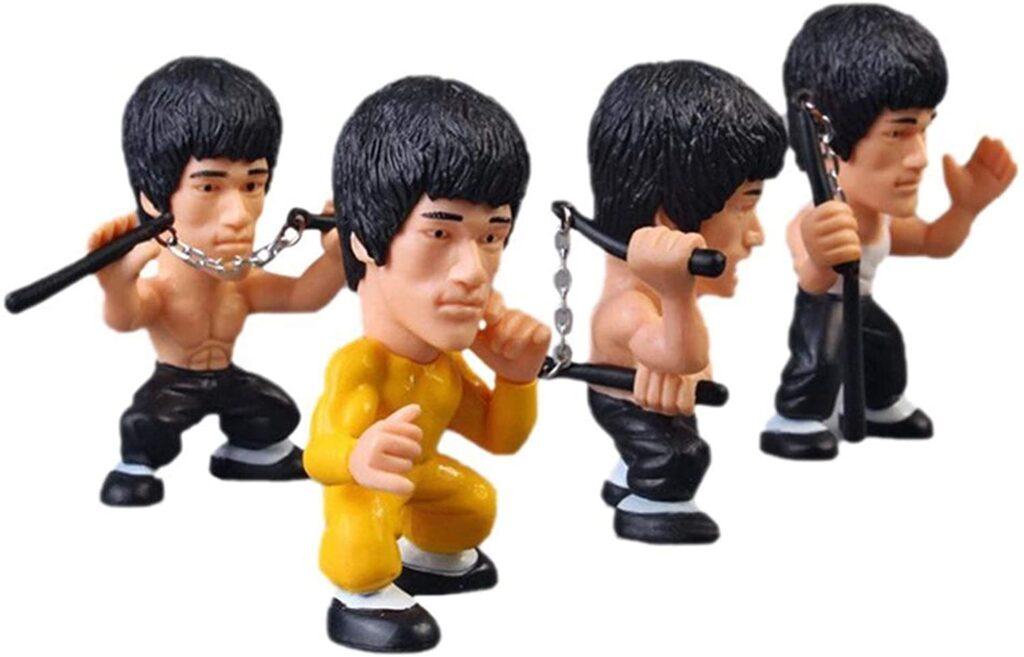 figuras de kung fu