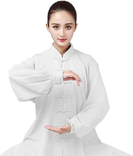 traje de kung fu