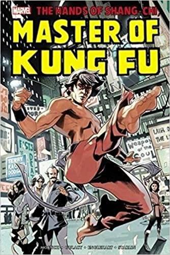 comics de kung fu
